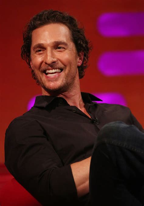 Matthew Mcconaughey Mother Pitches Remake The