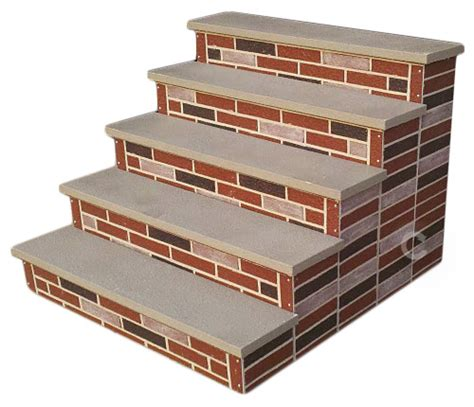 Step Deck R Kit by Metal Deck Kit Steps Steel Step With Surface Sealant