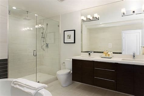 modern bathroom  vanity lighting solutions