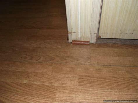 laminate wood flooring or bad bad laminate installation repair