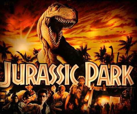 Jurassic Park Adventure Sci-fi Fantasy Dinosaur Movie Film