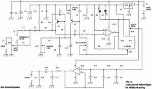 Pira Cz Compressor  Limiter  Clipper For Fm Broadcasting