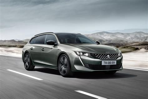 Price Of New by Gallic Space Race New Peugeot 508 Sw Revealed At