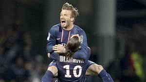 Beckham to retire from professional football