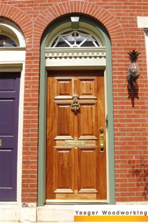 yeager woodworking custom doors historic doors