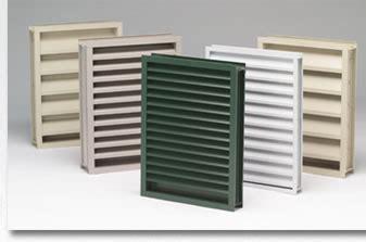 attic fan louver cover atlanta supply exterior vents bath vents kitchen