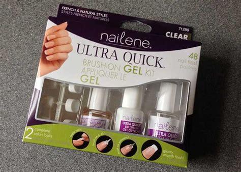Nailene Ultra Quick Gel Nails Kit