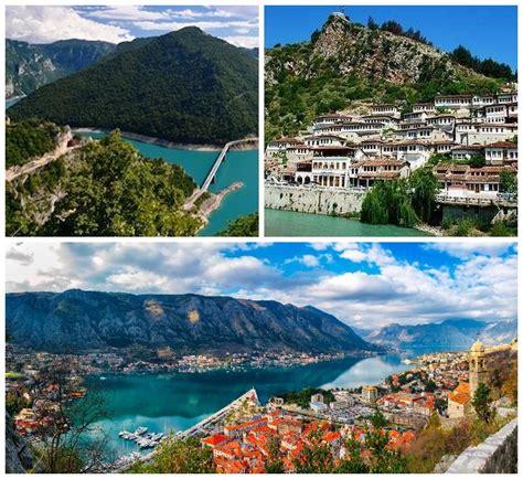 Auto+avio tūre uz Melnkalne, Horvātiju, Albāniju ...