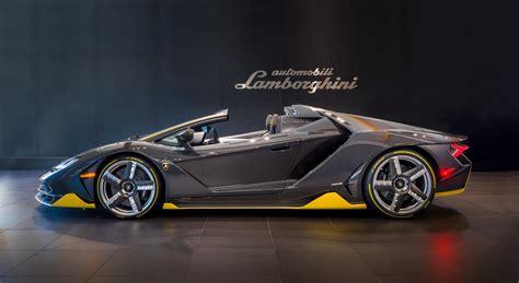 worlds   million lamborghini centenario roadster