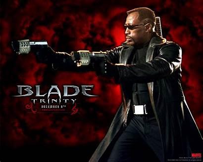 Blade Vampire Trinity Wallpapers Guns Half Snipes