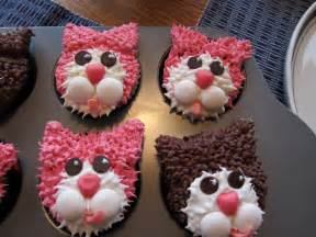 cat cupcakes kitty cat cupcakes cupcakes after college