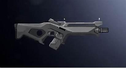 Sci Fi Rifle Assault Ar Weapons Gun