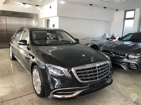 Who Makes The Maybach by 2018 Mercedes Maybach S 560 In Haan Germany For Sale