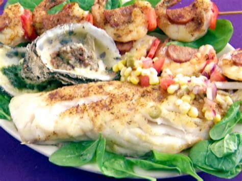 grouper recipe salsa fillet grilled foodnetwork shrimp food recipes mango