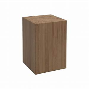 Deco, Block, Side, Table, 31, 5, X, 31, 5