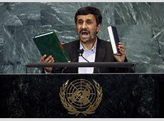 Iran Ahmadinejad's Censorship 'Would Have Banned Koran'