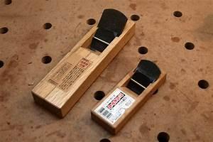 Japanese tools #1: Japanese hand plane KANNA setup - by