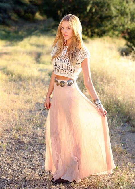 What to Wear with Peasant Skirts u2013 Glam Radar