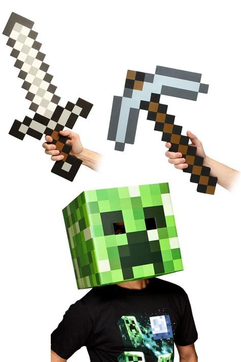 Minecraft Costume   Cool Stuff to Buy and Collect