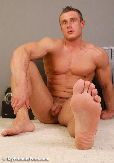 Barefoot Men Sexy Menand Their Sexy Feet