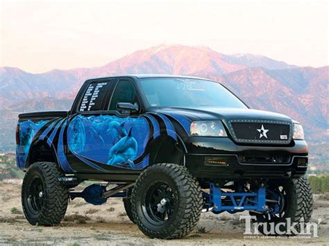 ford    rims truckin magazine