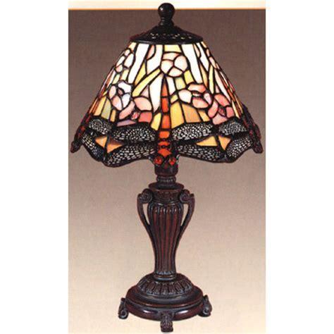 Dale Tiffany 8033/640 Tiffany Dragonfly Accent Lamp
