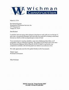 construction work sample letter of intent for With letter of intent template construction