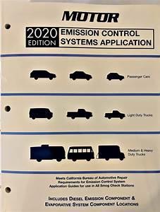 2020 Motors Emission Control Manual