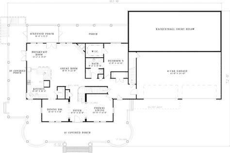 delightful antebellum floor plans keaton plantation luxury home plan 055d 0745 house plans