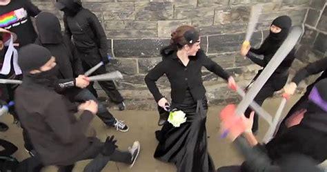 fight ninjas attack toronto unfinished man