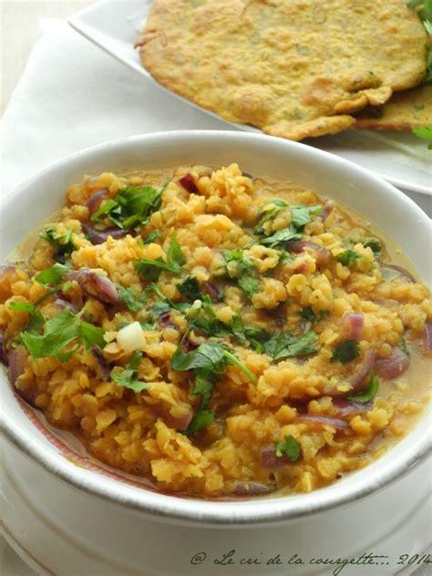 lentille cuisine dhal de lentille corail blogs de cuisine