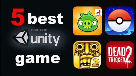 5 Best Game Made With Unity Game Engine