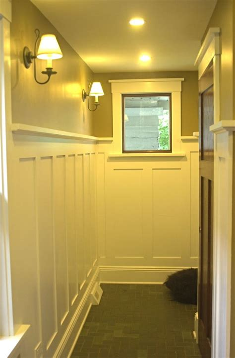 craftsman wainscoting ideas woodworking projects plans