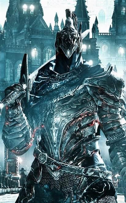 Souls Artorias Dark Knight Warrior Phone Cell