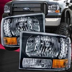 Led Headlights For 1999 F250 Diesel
