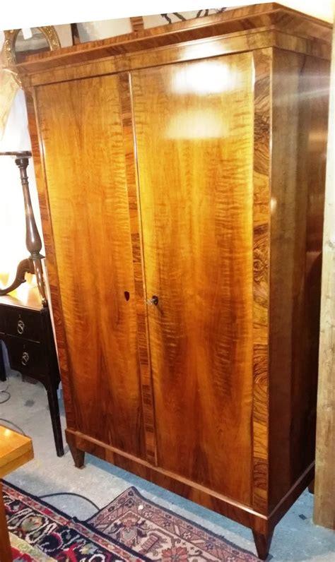Schrank Nussbaum Antik by Biedermeier Nussbaum Schrank Orginal Um 1840 Antik M 246 Bel