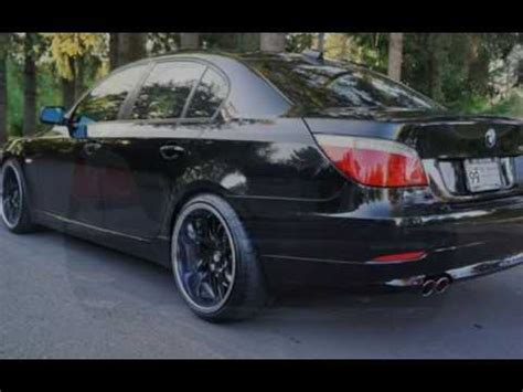 2008 Bmw 535i For Sale by 2008 Bmw 535i Turbo Black On Black 20s For Sale In