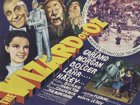 "Image result for 1939 - ""The Wizard of Oz"""