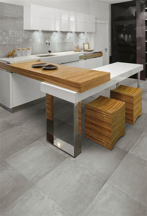 cuisine effet beton forgiarini