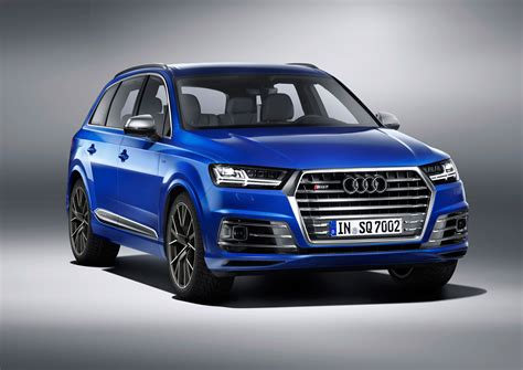 Sq7 Tdi 2016 by Aui Sq7 Tdi 2016 Cartype