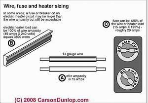 Electric Baseboard Heat Installation  U0026 Wiring Guide