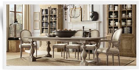 diary   copycat french country dining room redo