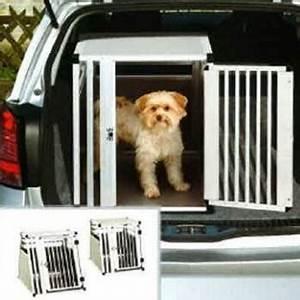 Cage Transport Chien Voiture : cage galant en alu pour chien karlie auberdog ~ Medecine-chirurgie-esthetiques.com Avis de Voitures