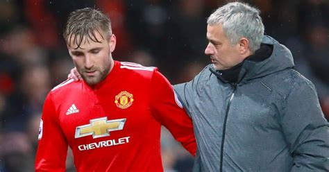 Luke Shaw aims sly dig at Mourinho after explaining rise ...