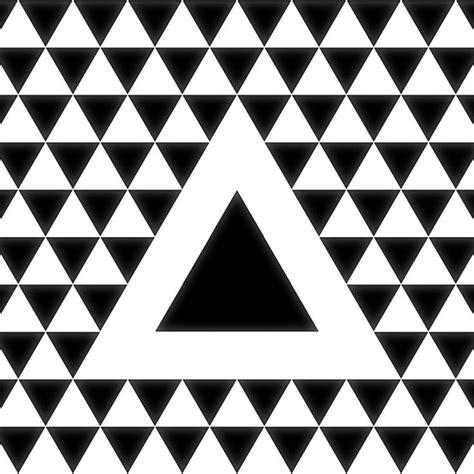 geometric triangle design triangles geometric pattern geometric pinterest