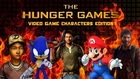 make a hunger character the hunger games simulator video game characters edition part 1 youtube