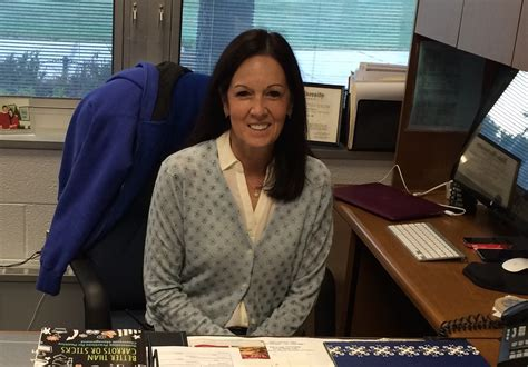 Kathryn McKinley, A Principal For The Students - THE CURRENT