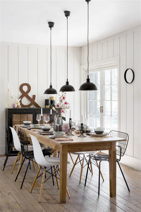 Decorating Ideas For Rustic Dining Room by 32 Stylish Dining Room Ideas To Impress Your Dinner Guests