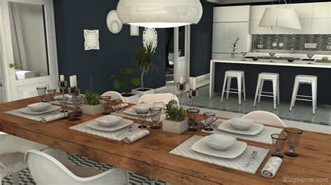 objetos contenidos en el proyecto cocinas cocina comedor
