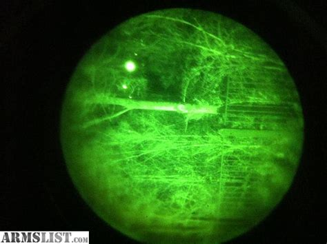 ARMSLIST - For Sale/Trade: PVS 14 Monocular Night Vision ...